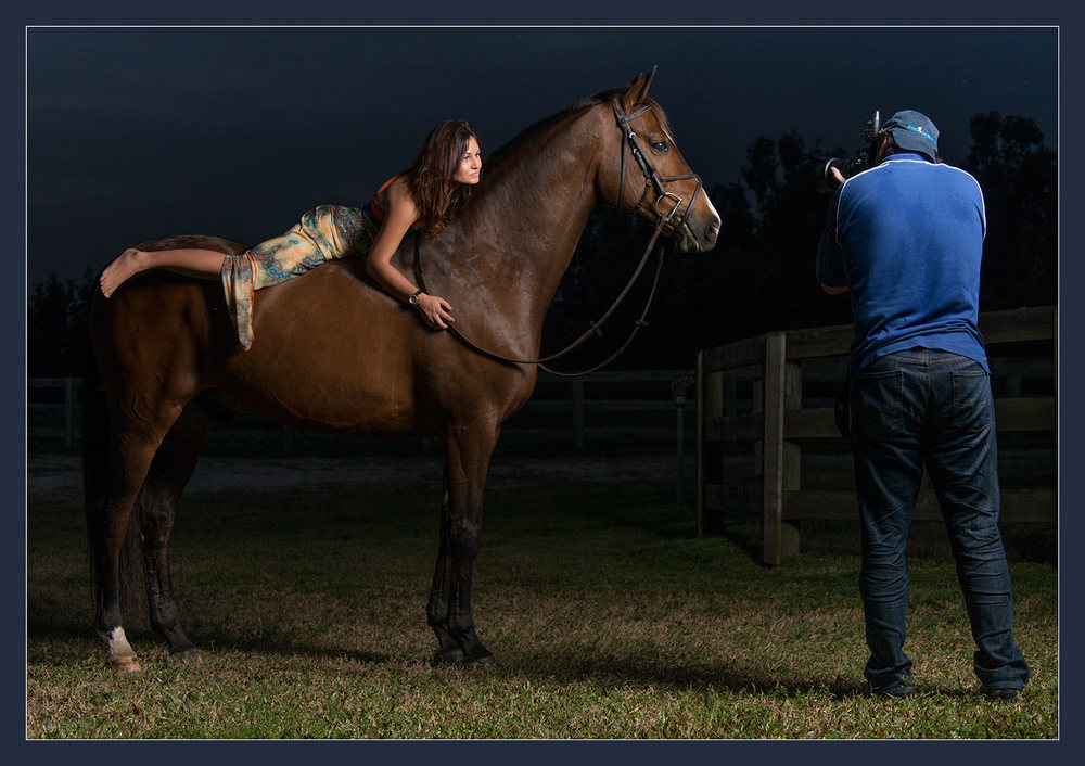 Enrique Urdaneta Equine Photographer