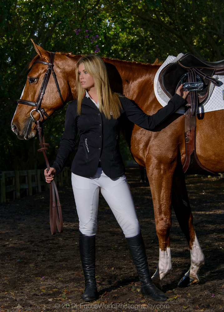 Fashion Horse Photography