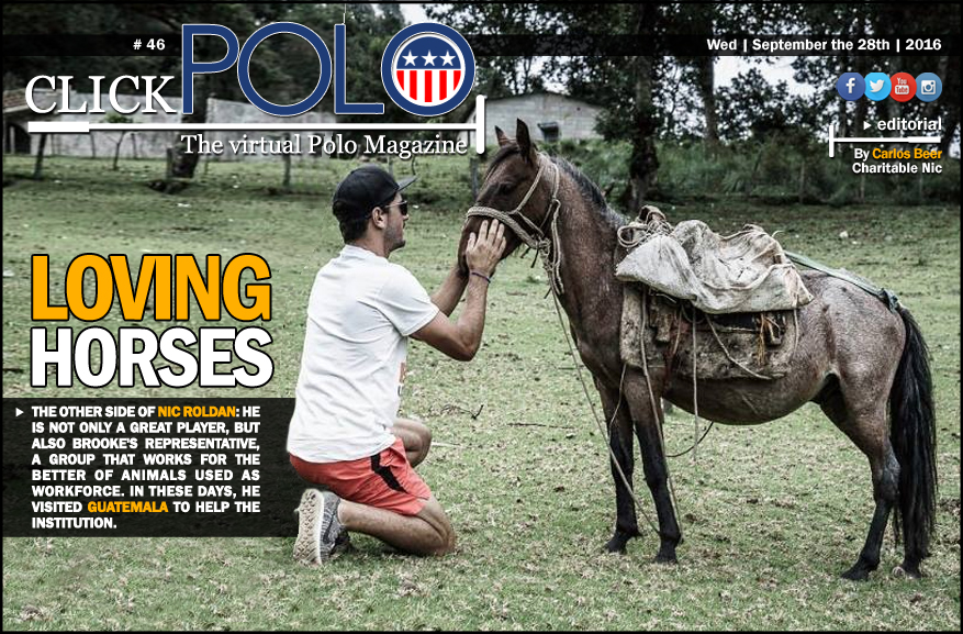 CLICK POLO USA MAGAZINE, photos by Enrique Urdaneta