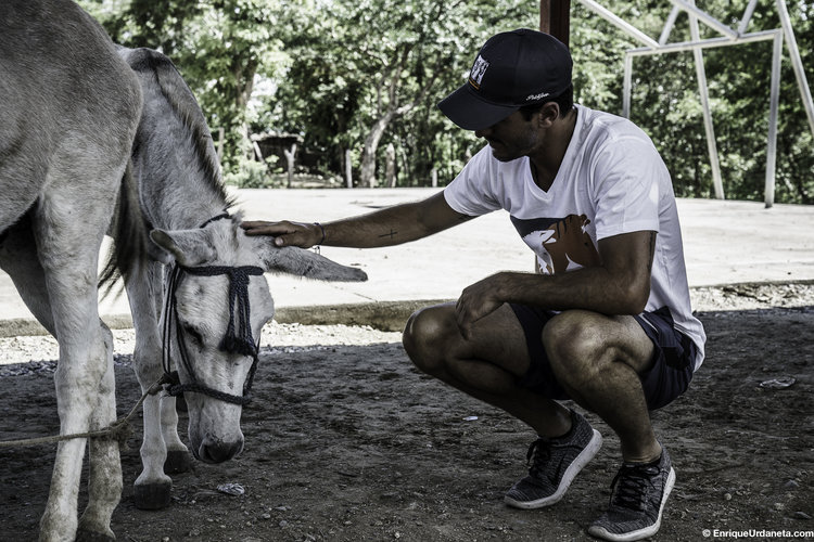 YOURHORSE.CO.UK   POLO PLAYER VISITS WORKING EQUINES IN GUATEMALA   Photos by Enrique Urdaneta
