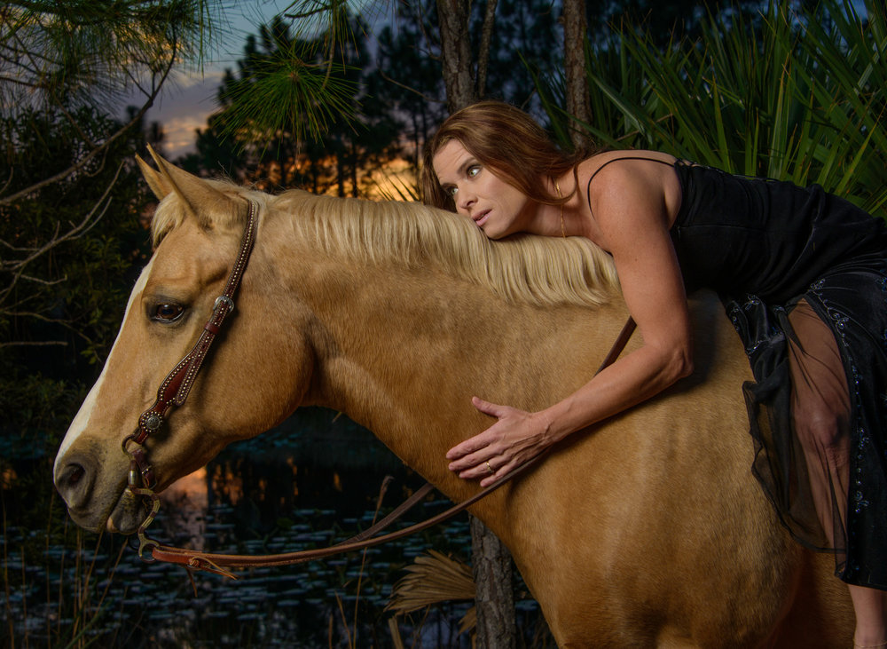 Horse Photographer Enrique Urdaneta - is an award winning and published photographer, based in South Florida, USA. My goal in every photo shoot is to capture those special moments, that unique connection between you and your horse.
