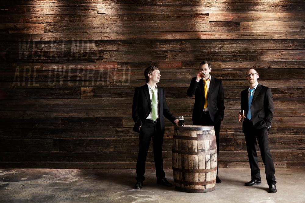 Jeff, Joel, and Jonathan - Monday Night Brewing