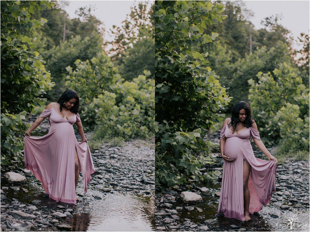 leyka-kristofer-chaparro-ralph-stover-state-park-summer-golden-hour-stream-maternity-session-hazel-lining-travel-wedding-elopement-photography_0012.jpg