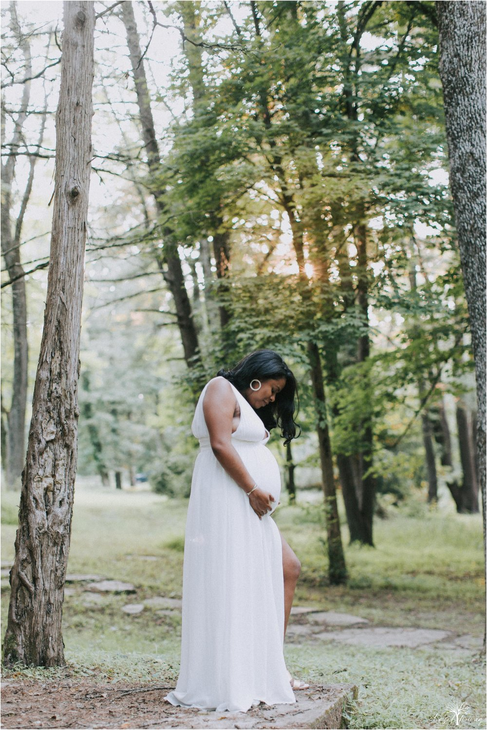 leyka-kristofer-chaparro-ralph-stover-state-park-summer-golden-hour-stream-maternity-session-hazel-lining-travel-wedding-elopement-photography_0040.jpg
