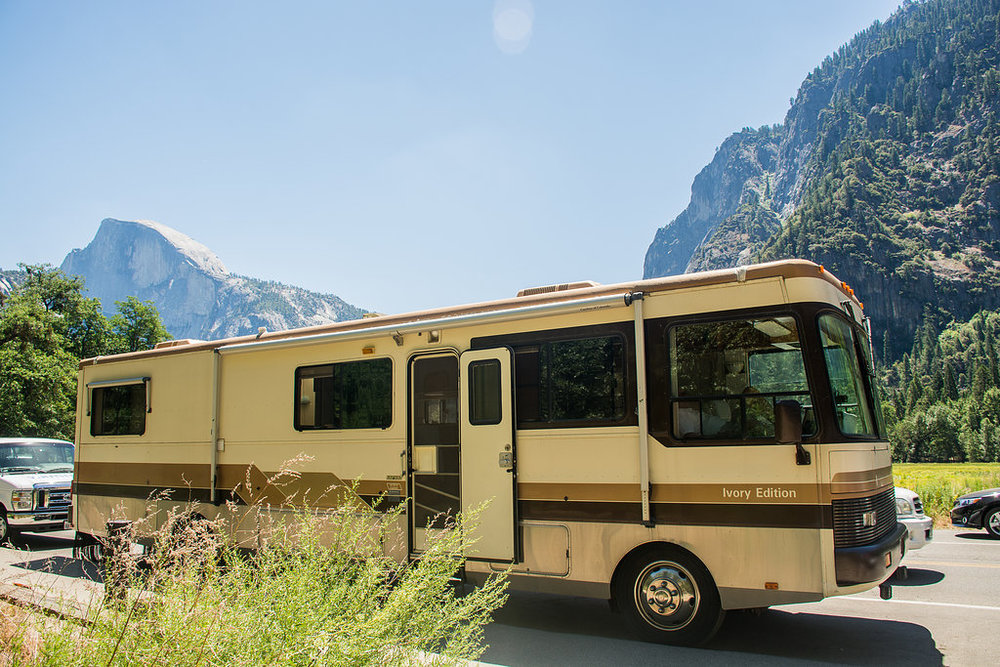 Yosemite RV Retirement