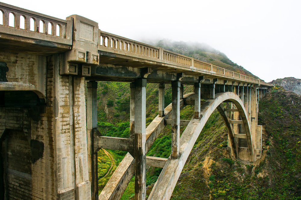 PCH Big Sur Bridge
