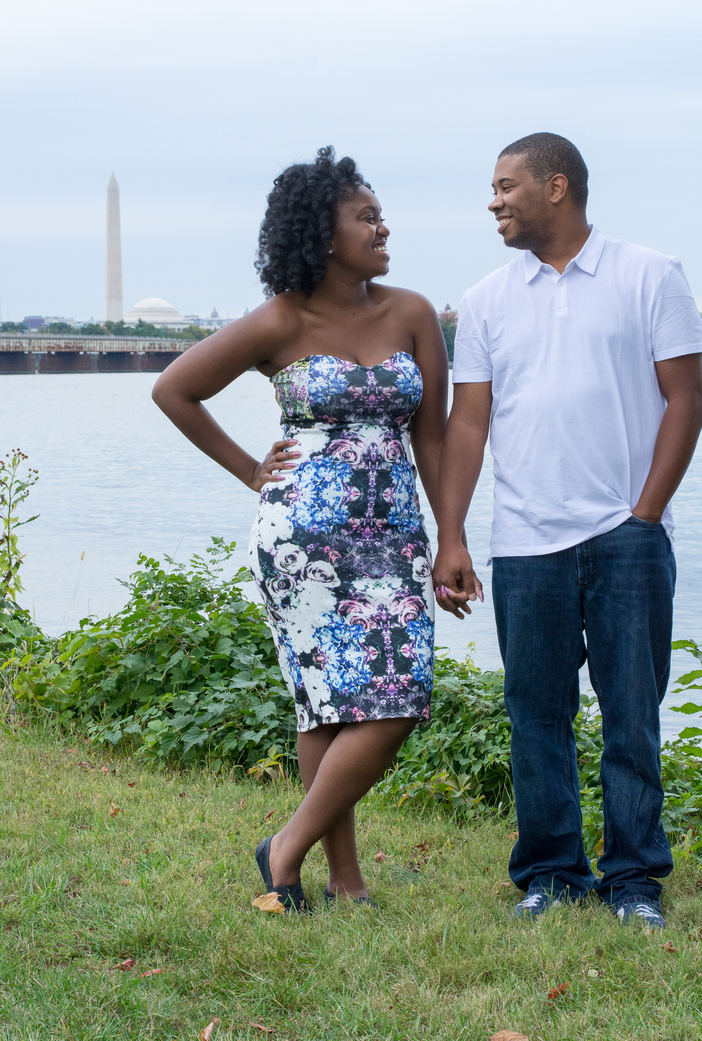 Gravelly Park Engagement Photography
