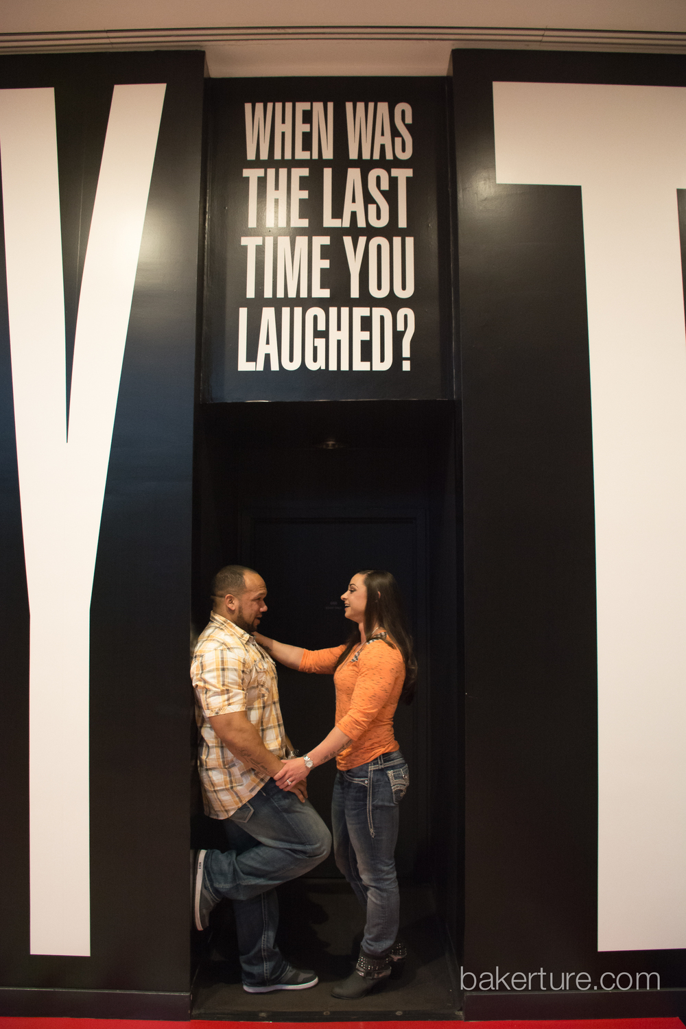 Hirshhorn Museum Engagement Photography