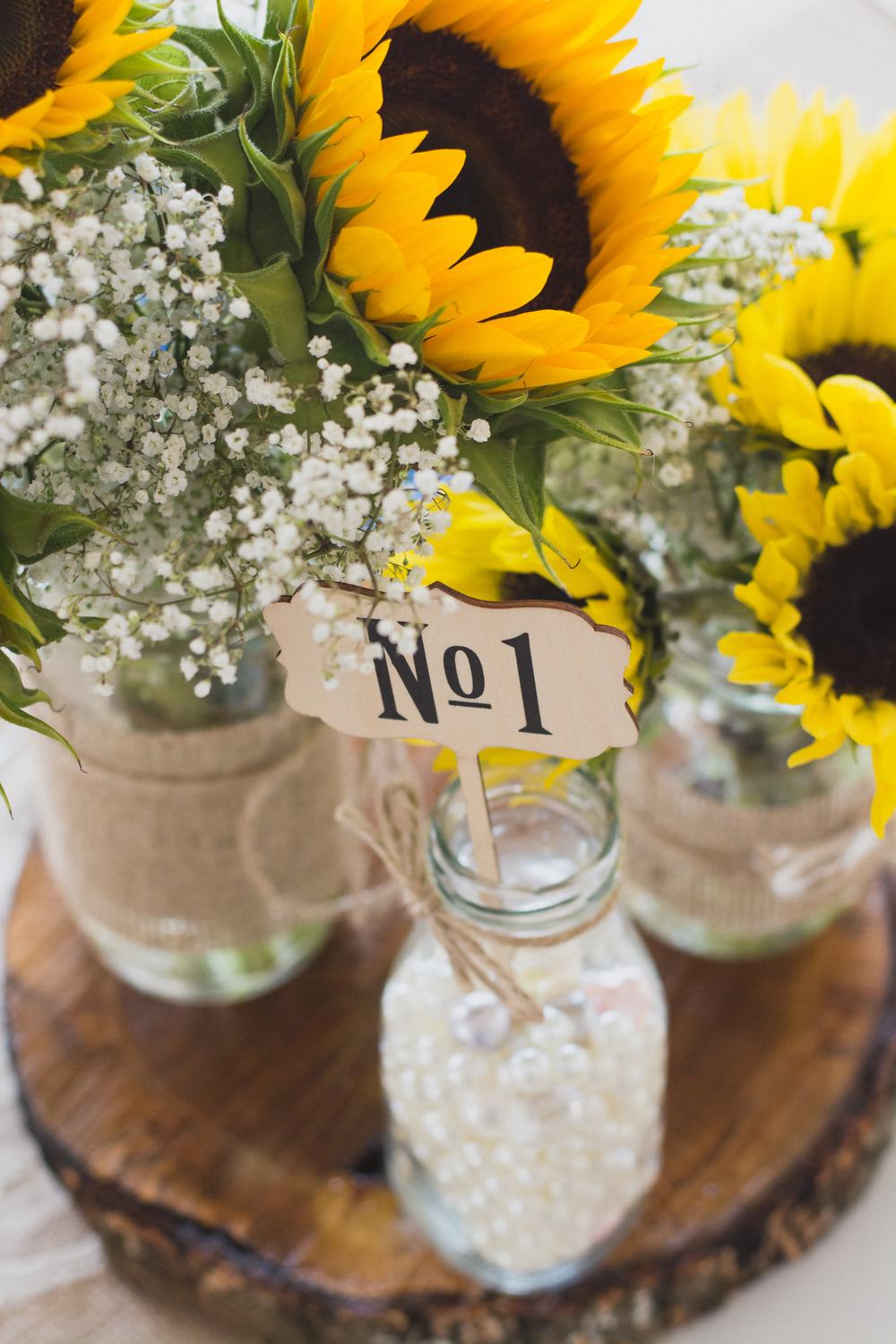 Springfield Manor Winery & Distillery Wedding Rustic Decorations Photos