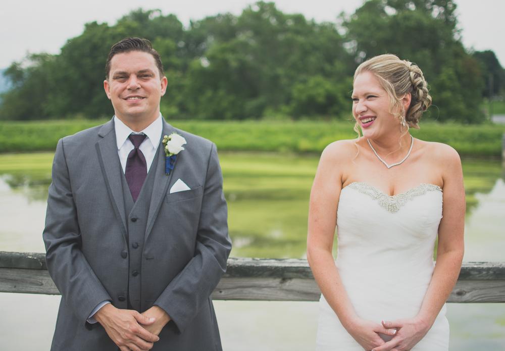 Catoctin Hall at Musket Ridge Wedding Photo