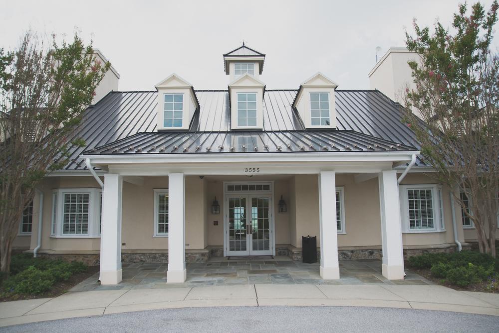 Catoctin Hall at Musket Ridge Wedding Venue Photo
