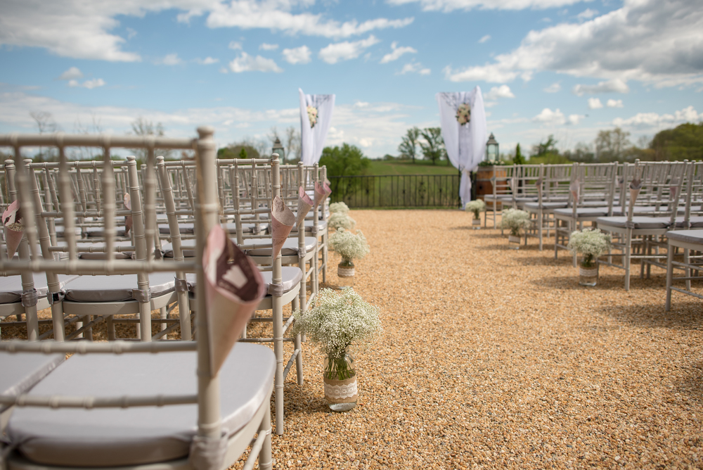 Shadow Creek Wedding ceremony Photo