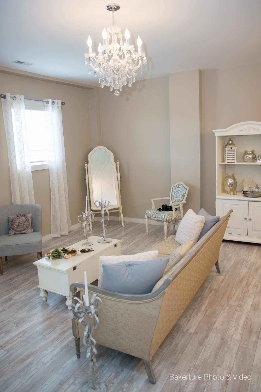 Shadow Creek Wedding bridal suite Photo