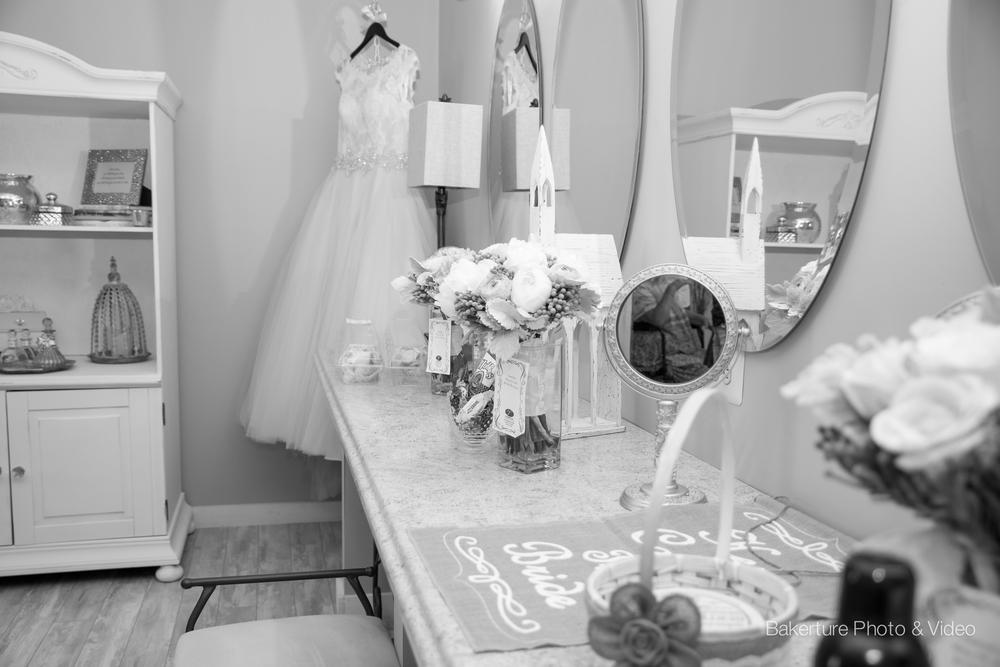 Shadow Creek Wedding dress Photo