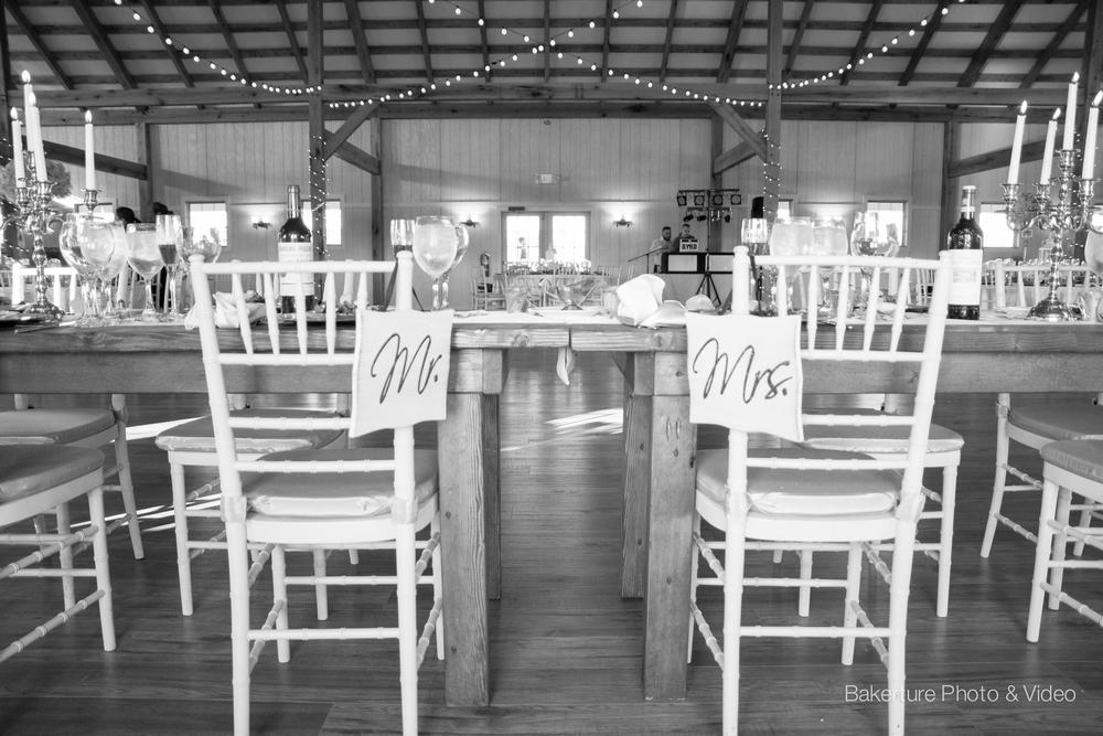Shadow Creek Wedding reception Photo