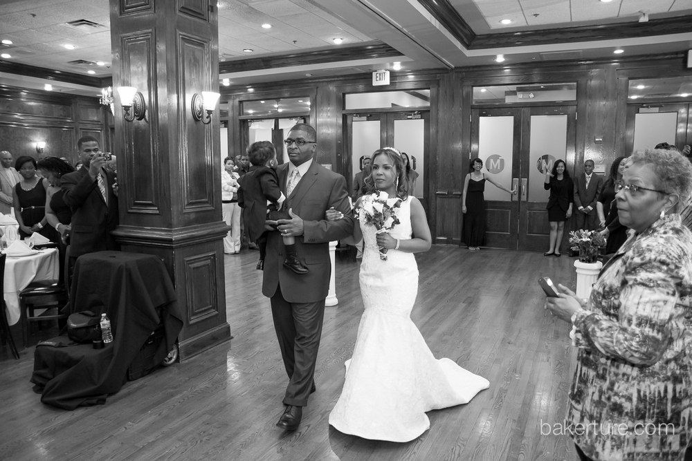 Maggiano's at Chevy Chase Wedding ceremony Photo