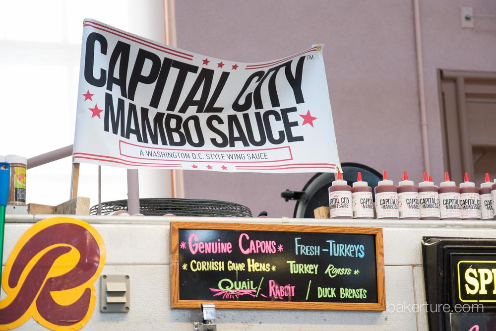 Screen Free Sunday's Eastern Market Mambo Sauce