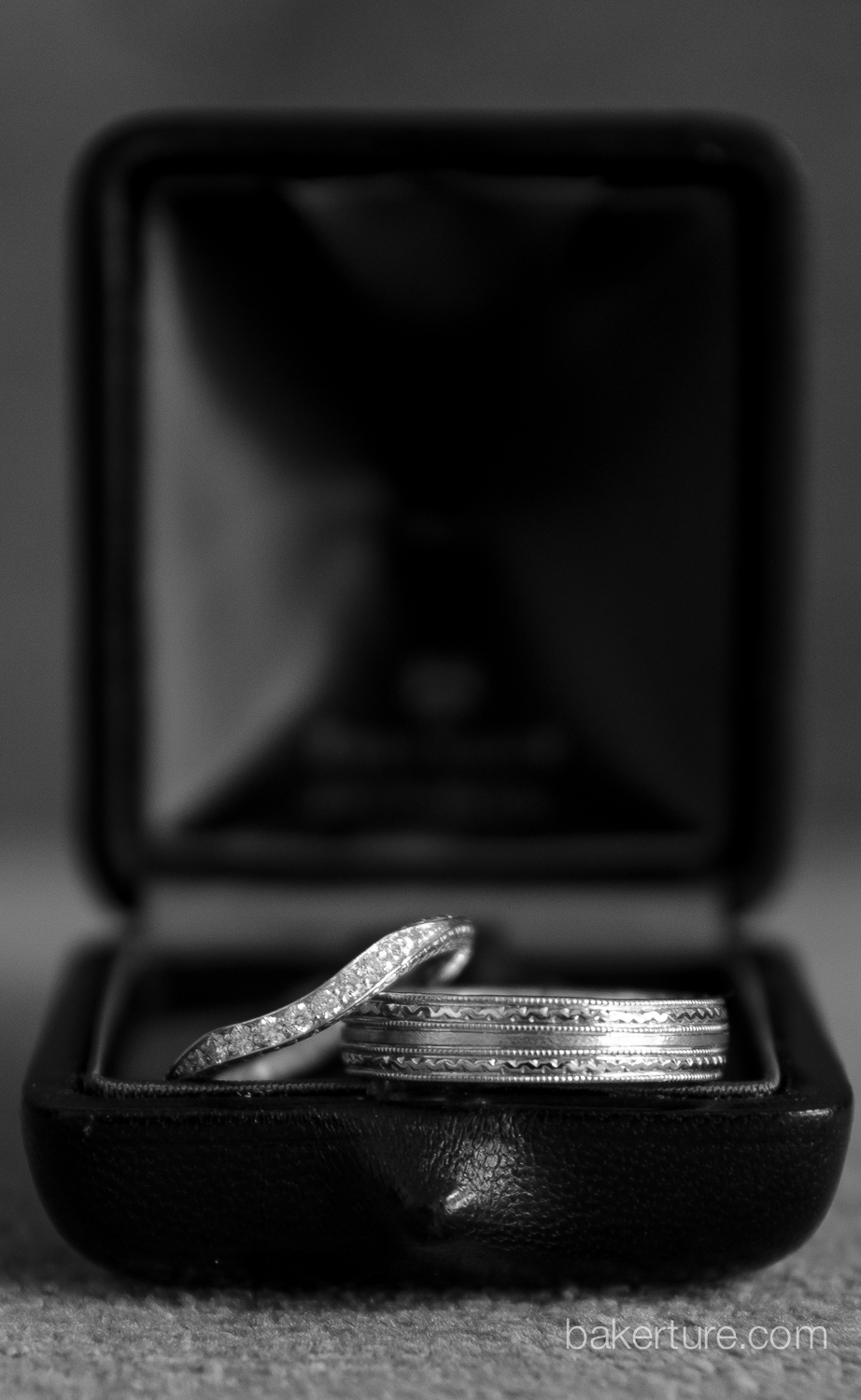 Walker's Overlook Wedding ring Photo