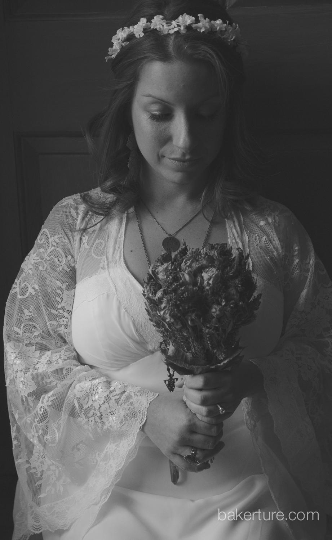 Walker's Overlook Wedding bride and mom Photo