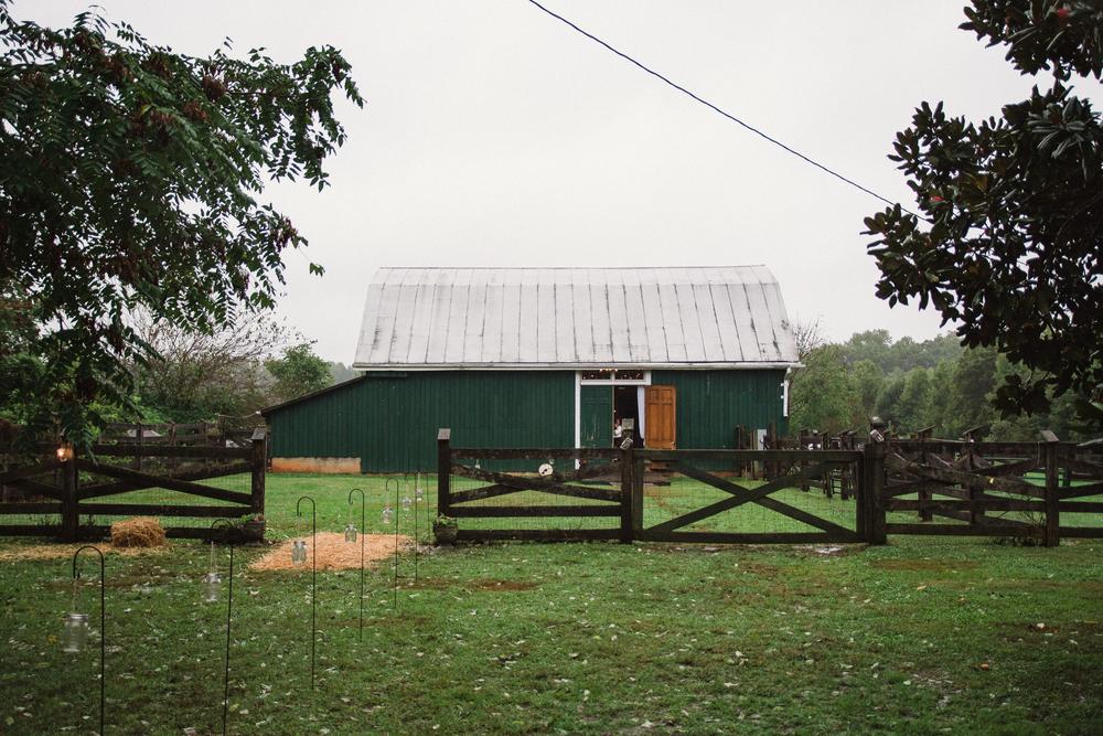 The 5 Best Barn Wedding Venues in Virginia Glasgow Farm Photo