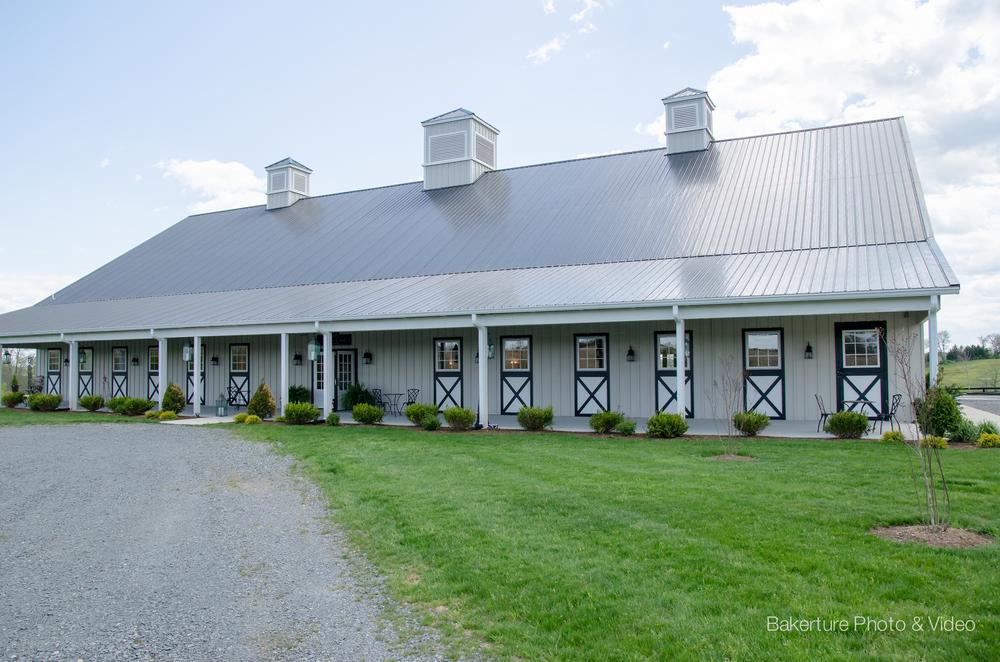 The 5 Best Barn Wedding Venues in Virginia Shadow Creek Photo
