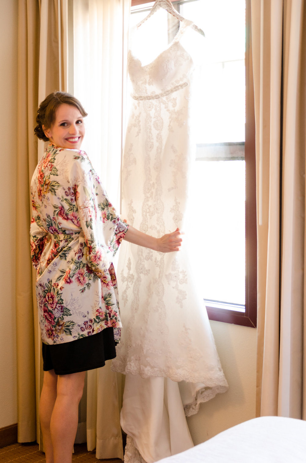 george washington masonic temple wedding bride getting ready photo