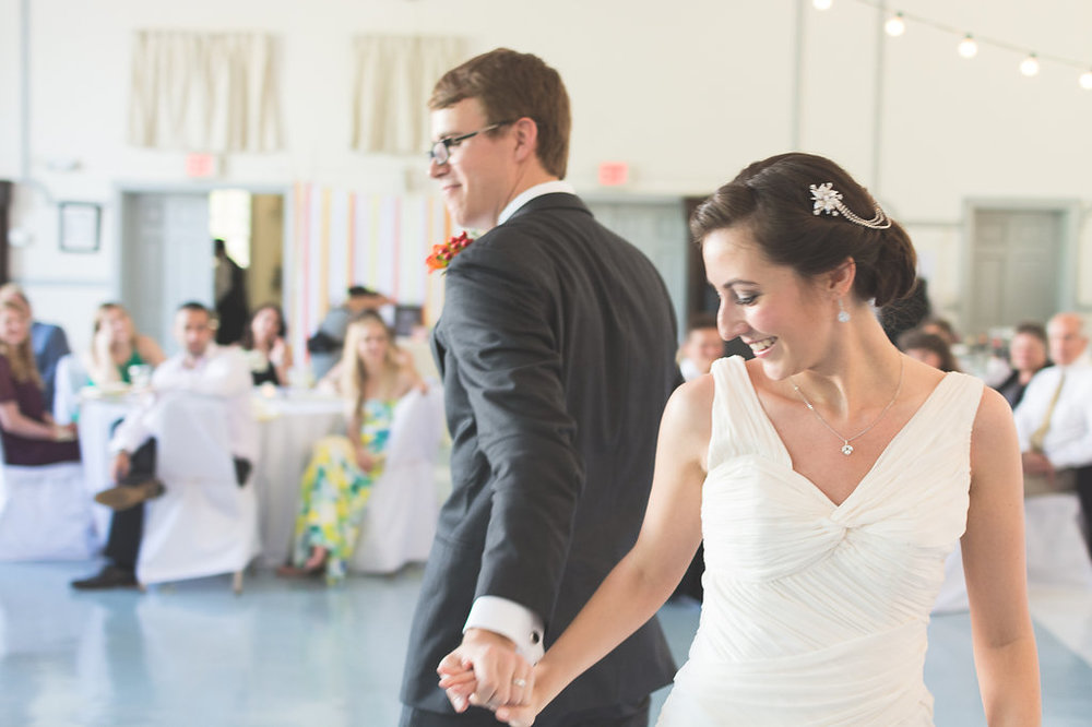 Choreographed first dance fraternal order of eagles old town alexandria bride groom wedding
