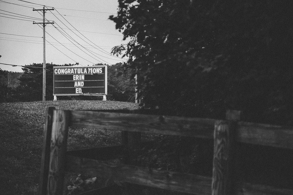 the barn at serra valley farms sign photo