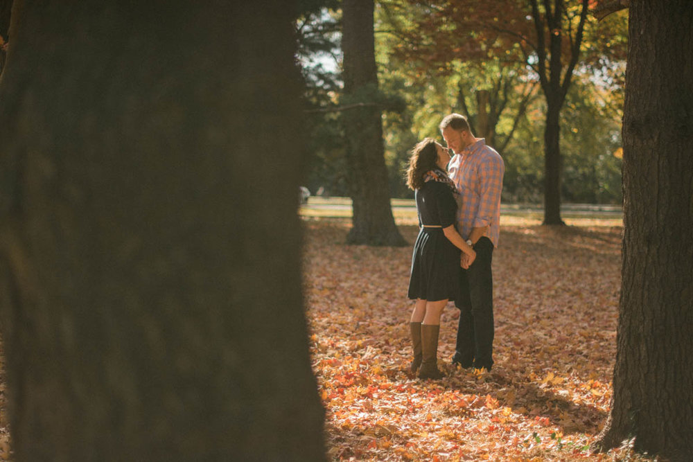 Washington DC Engagement Session Photo
