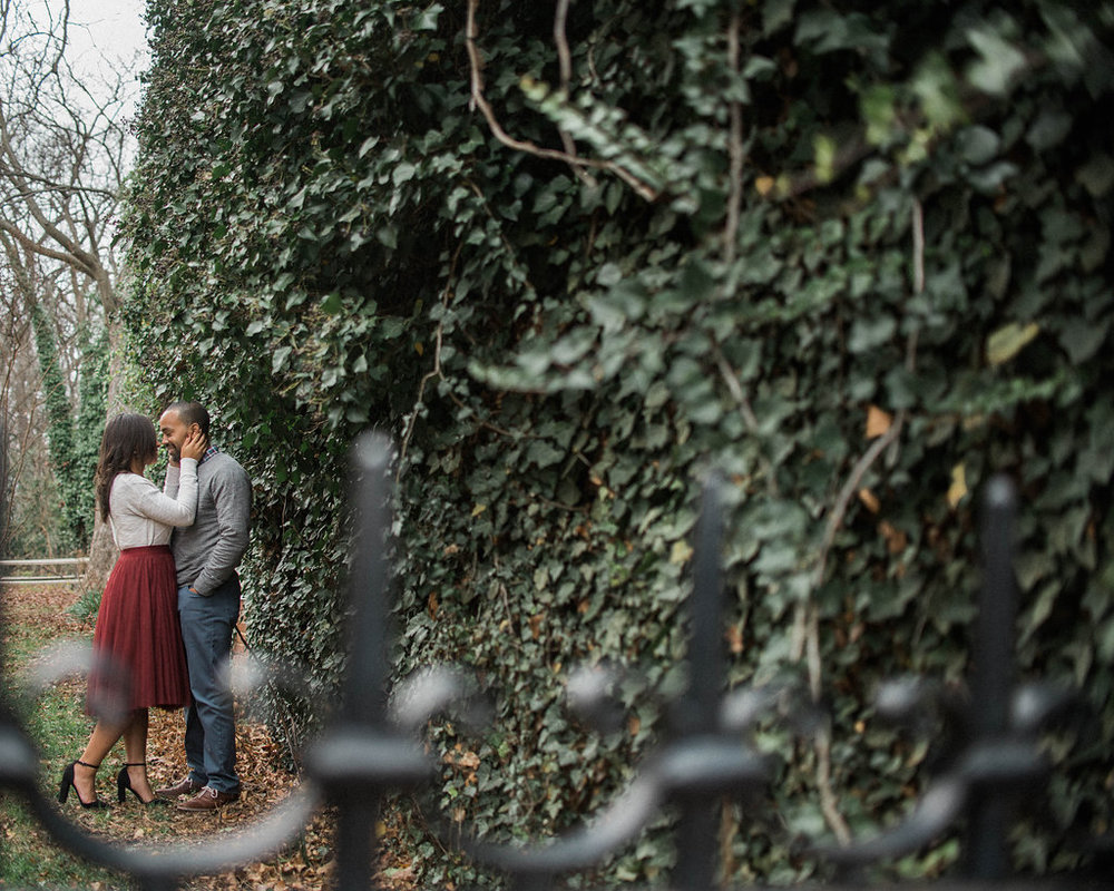 old town leesburg creative engagement photo