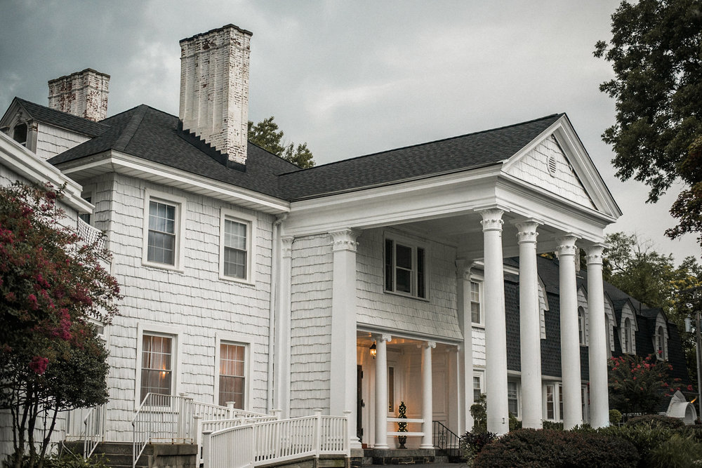 Overhills Mansion wedding venue