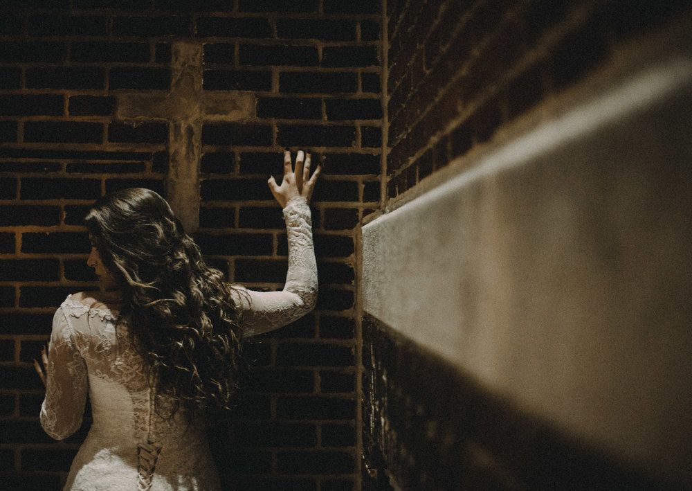 georgetown exorcist bride photo