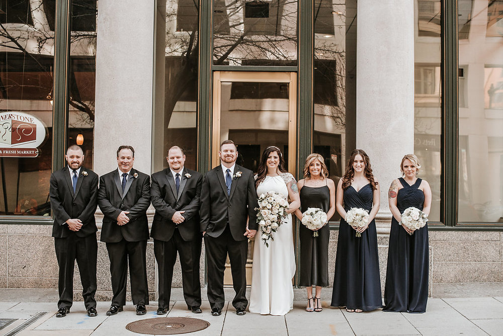the madison dc hotel wedding photo