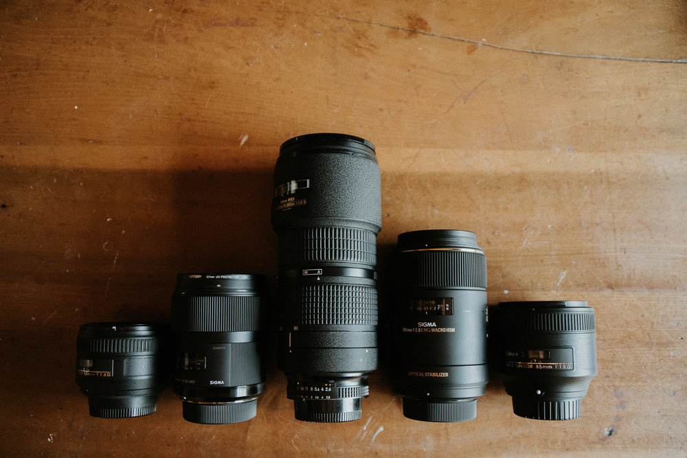 bakerture camera lenses
