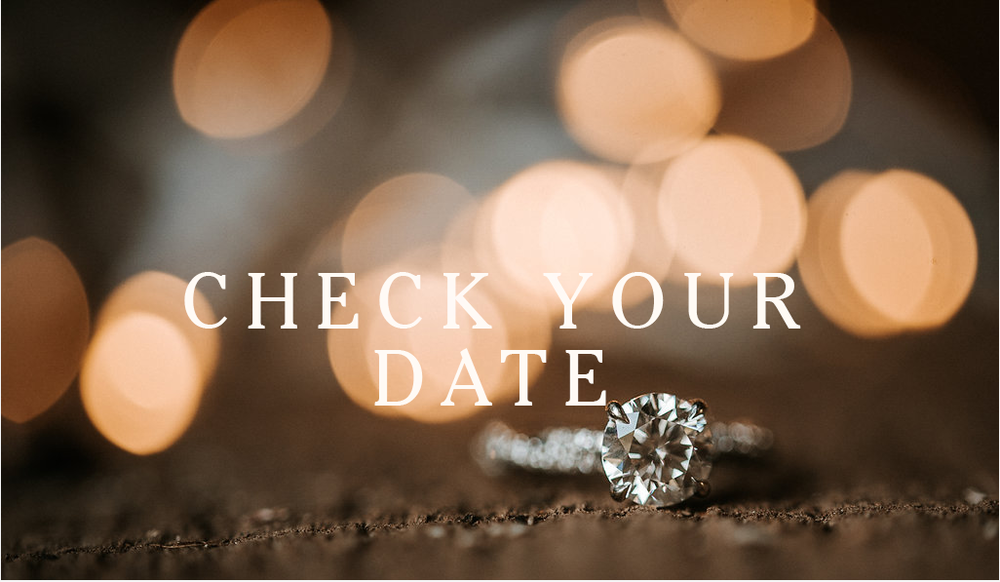 Check your wedding date availability.