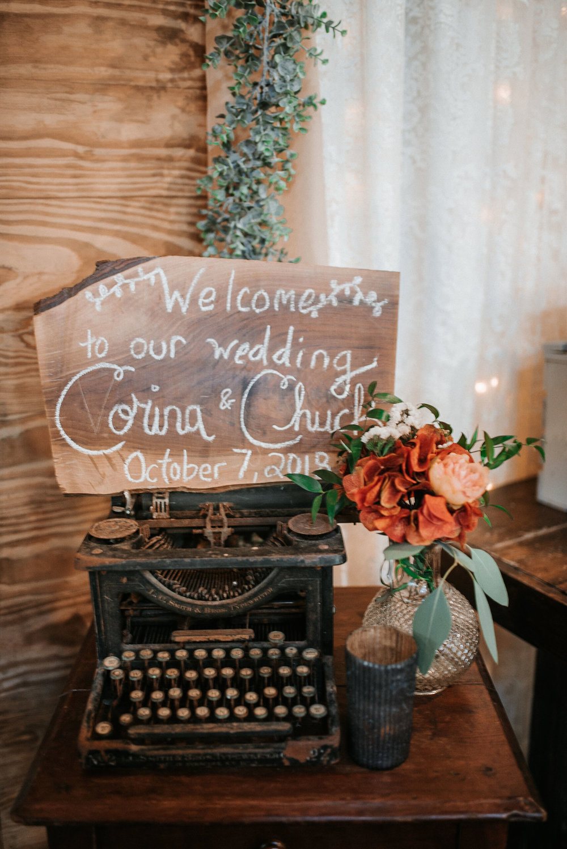 khimaira farm wedding detail photo