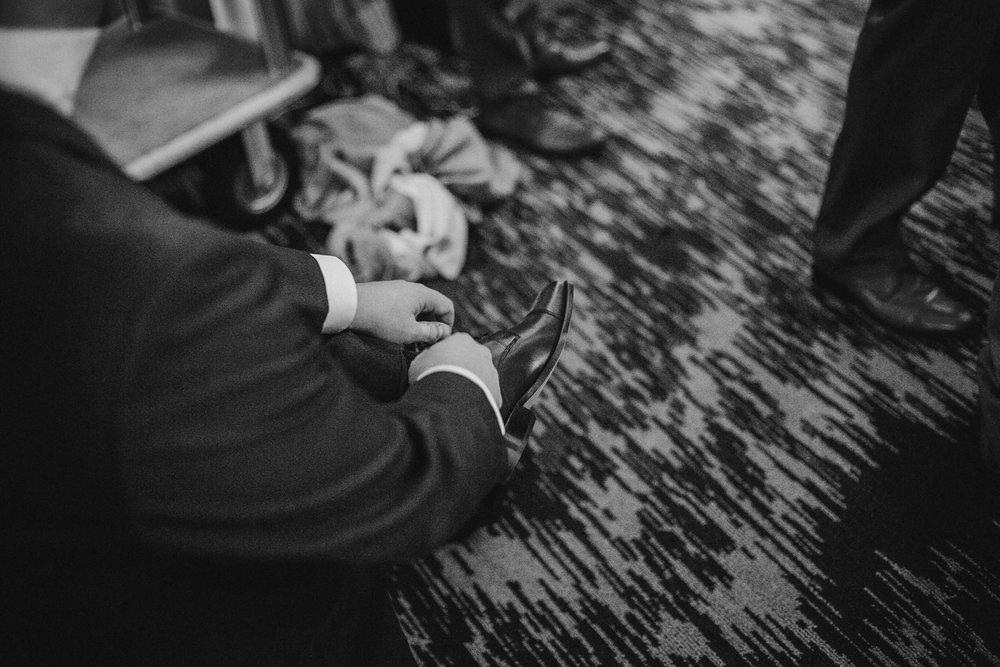 groom getting ready The George Washington Masonic National Memorial