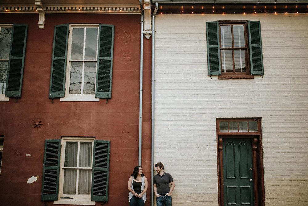 Engagement Session in Leesburg, Virginia