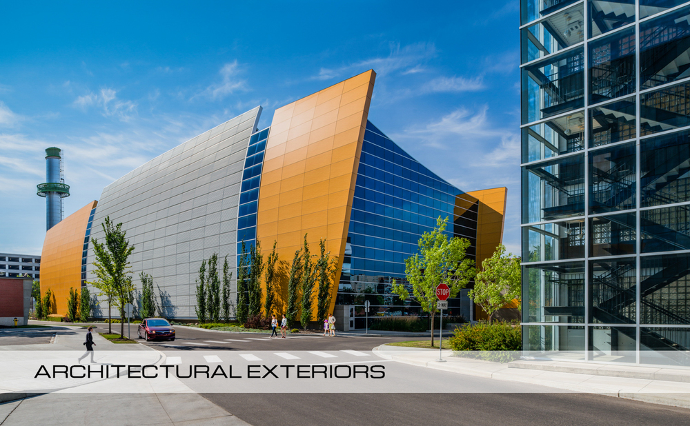 Architectural Exteriors by Christophe Benard Photography