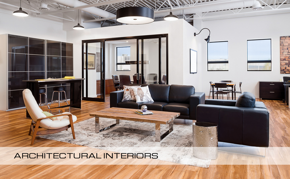 Architectural Interiors by Christophe Benard Photography