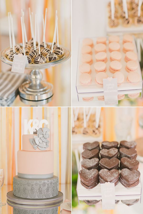 More of this gorgeous dessert table can be found on  http://www.heygorg.com/