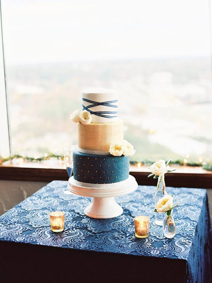 Durham Wedding Cake