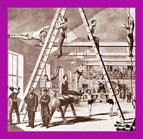 American Turner Gymnasium, 1860