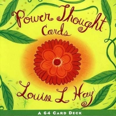power thought cards louise l hay