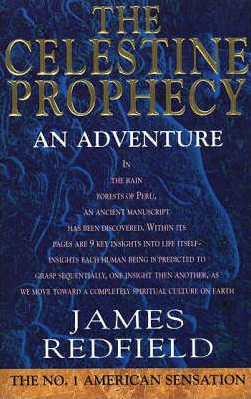 the celestine prophecy james redfield book