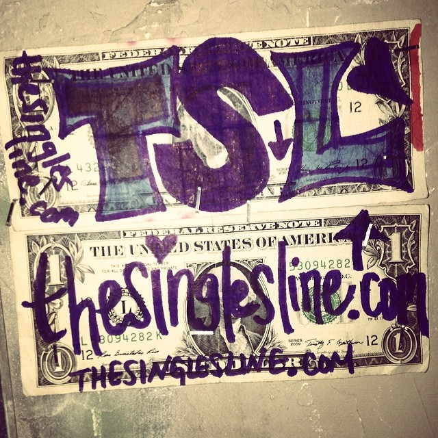 #TSL takes on The Tap #thesinglesline #getinit #money