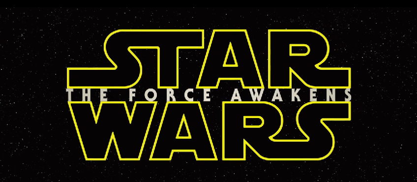"We find out we have been watching the trailer for ""Star The Force Awakens Wars"""