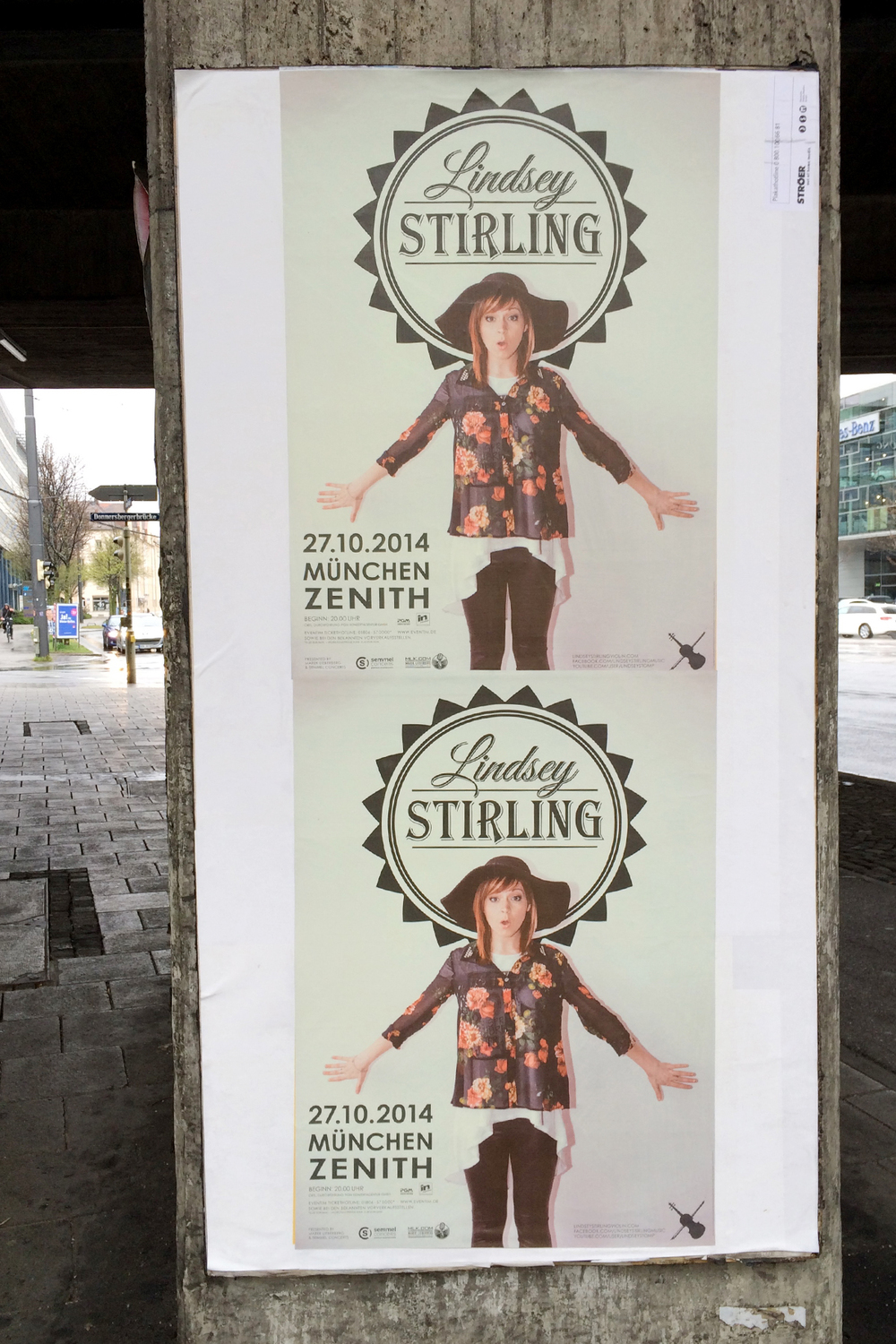 Look whose coming to Munich in October :)