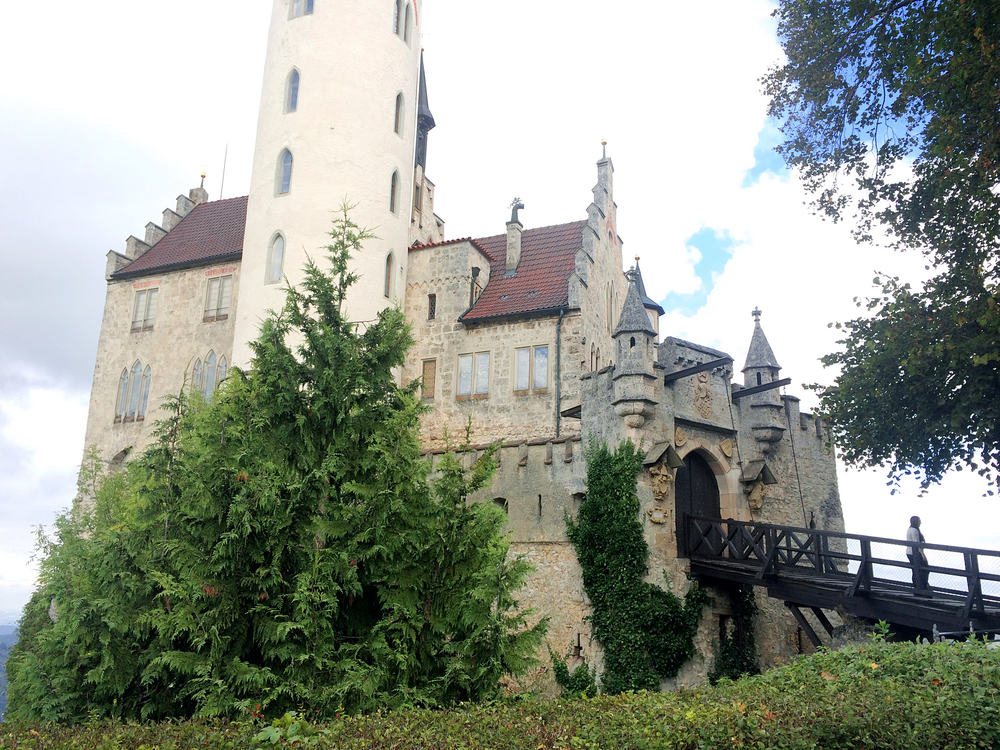 More castle.