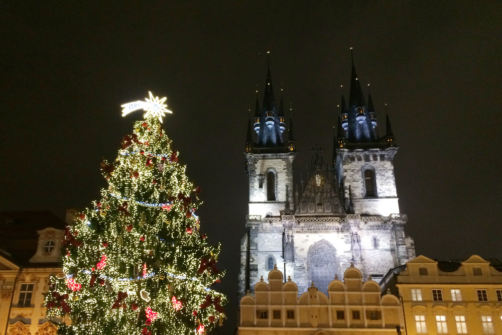 There was a big Christmas Market covering the main city square in Prague, plus several other smaller ones. Of course we had to visit them all.